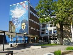 Haupteingang Scharnhorstgymnasium